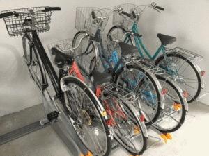 単身赴任の無料貸出し-貸自転車