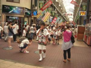大阪のキタの観光-3