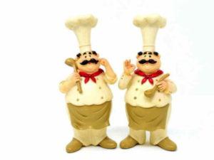 「炊事」を得意とする男性
