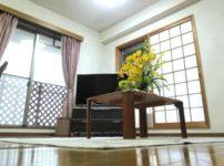 単身赴任の家具付き賃貸
